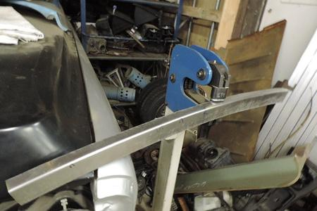 1936 Ford Sheet Metal Parts