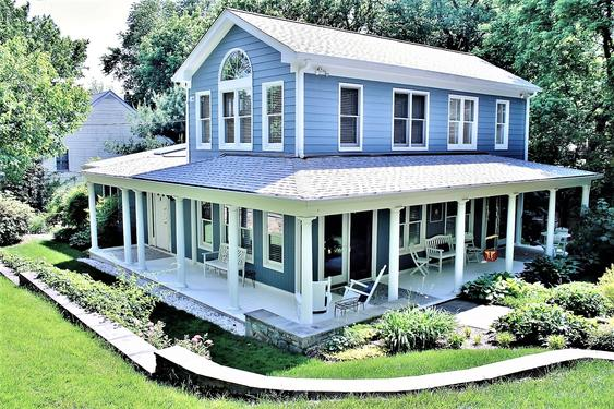 Siding Contractor Services - Featured Projects