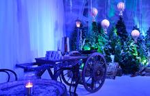 Winter Wonderland Theme Prop Hire
