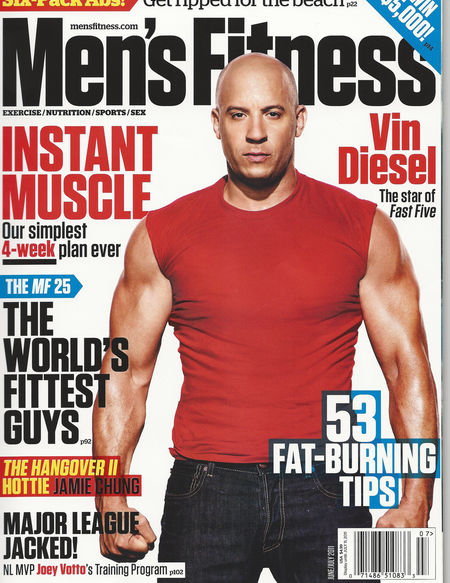 Mines and Meadows on Fitness Magazine