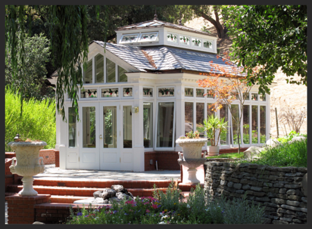Free standing conservatory Renaissance Conservatories
