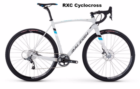 Raleigh RXC Cyclocross