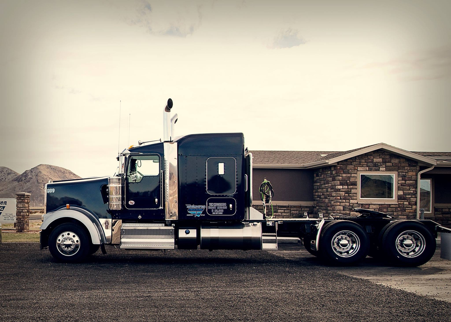 Flatbed Service, Transportation Needs - Malmgren Trucking