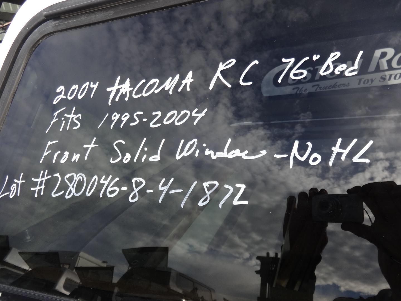 TACOMA 95-04 76' REG  CAB