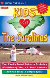Charleston Pirate Tours and Kids Love the Carolinas