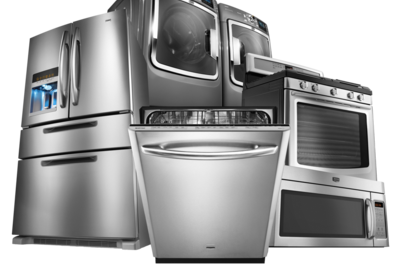 Appliances repaired by our appliance repair service in Calgary