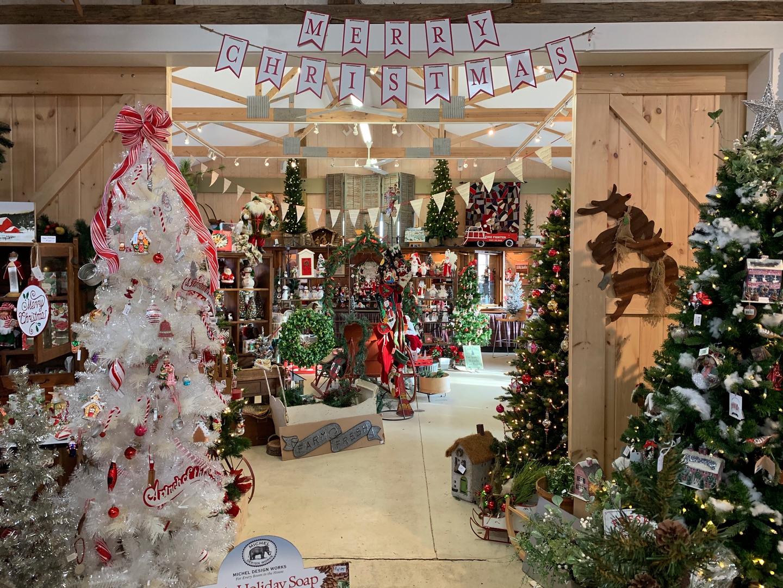 Keris Tree Farm Christmas Shop