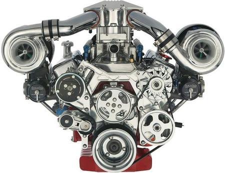 Custom Performance Engines | Stroker Engine