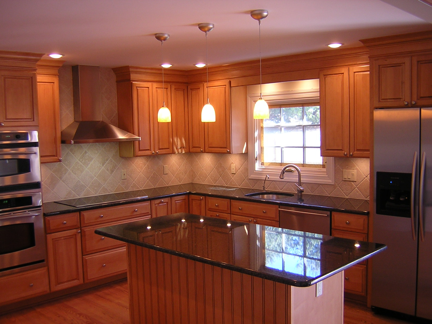 To Remodel A Kitchen Kitchen Remodel Build It Boys Construction Yelm Wa