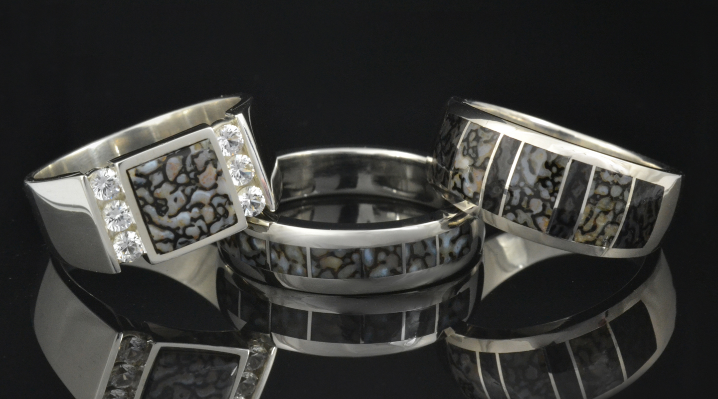 by hileman silver accesskeyid alloworigin dinosaur bone disposition jewelry rings