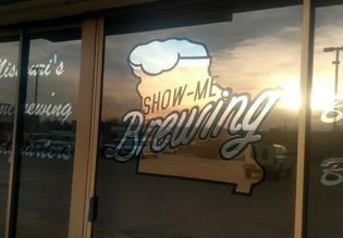 Storefront graphics out of window tinting in Springifeld, MO