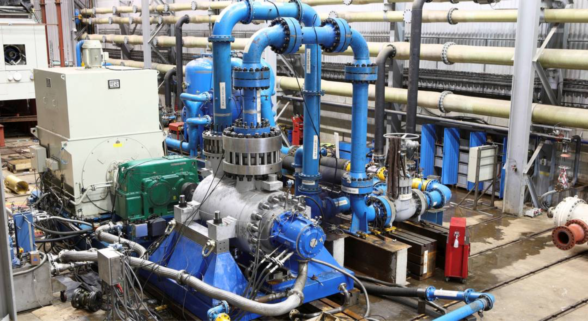 Gas and Steam Turbine Alignment Service