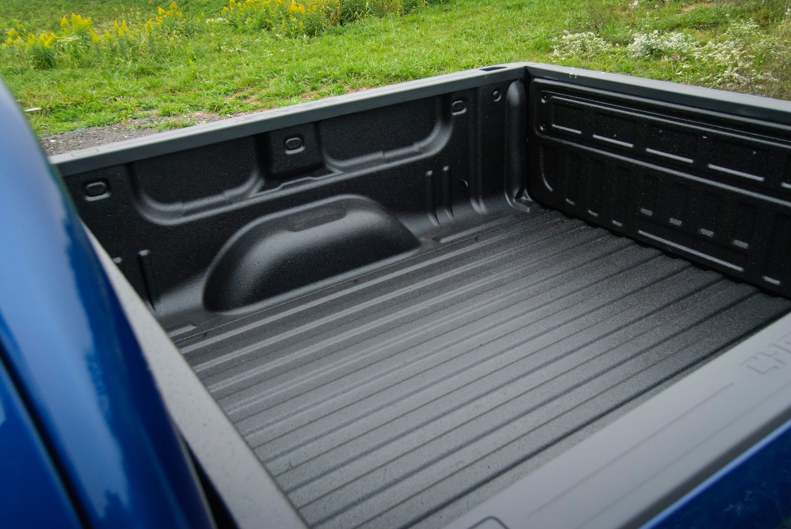 The rest of your truck is tough so the bedliner should be too