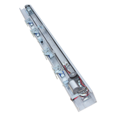 automatic sliding door mechanism