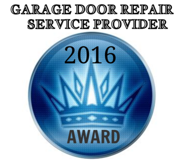 2016 Garage Door Repair Las Vegas Service Award Provider