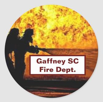 Gaffney SC Fire Dept
