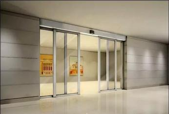 automatic sliding door comercial