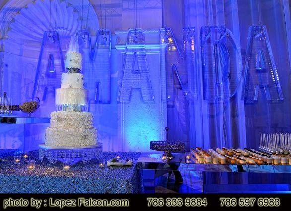 winter quinceanera themes cakes ice quinces miami