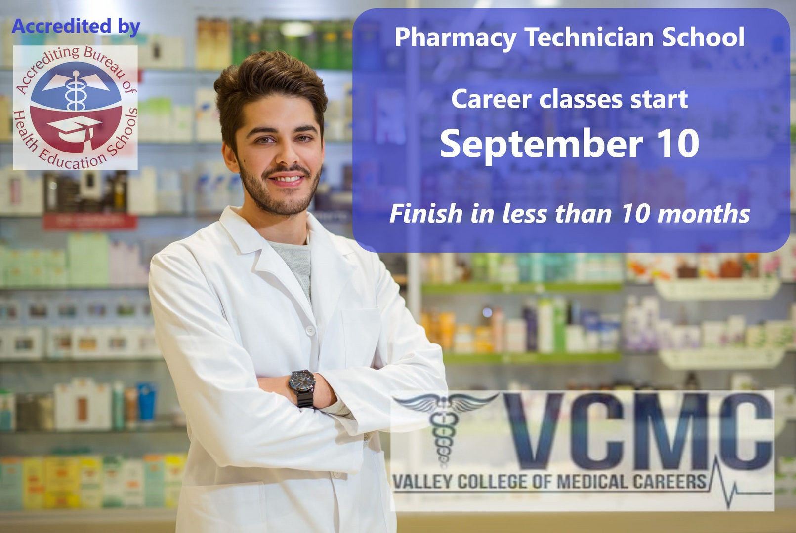 Medical Career Programs - Valley College of Medical Careers