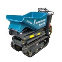 Hi Tip Tracked Barrow 600mm & 800mm​​ Widths
