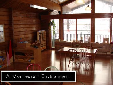 A Montessori environment and the general principles of it - Montessori Print Shop