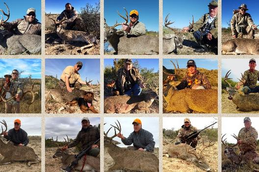 Past Deer Hunting Pictures