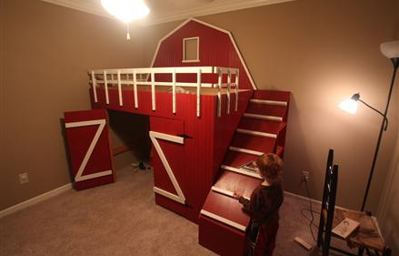 Amazingly Cool Loft Beds For That Double Play Places Elite Rest