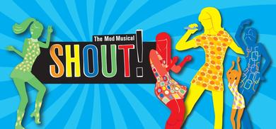 The Theatre Guild of Hampden Presents SHOUT!