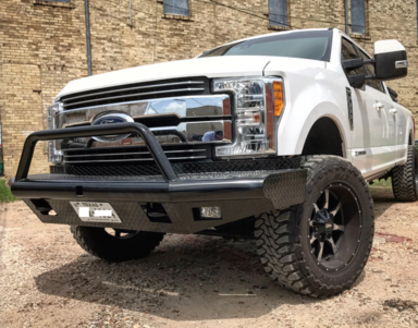 2017-2019 Super Duty Bullnose Front Heavy Duty Replacement