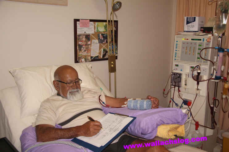Home Dialysis - Dr. Joel Wallach