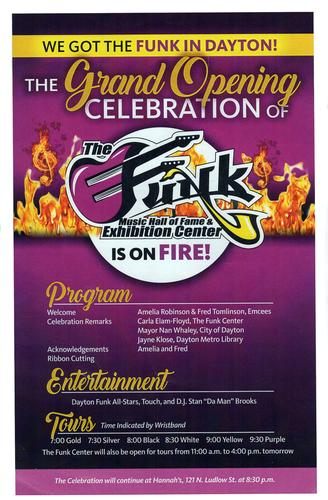 The Funk Center Program