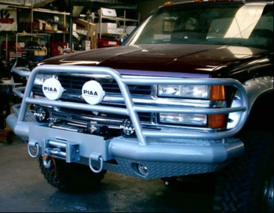 1988-1998 Chevy 1500/2500HD/3500HD Front Replacement Bumpers