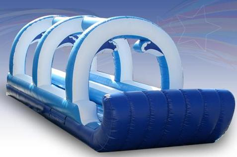 slip and slide for rent