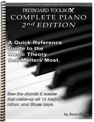 Complete Piano Edition Fretboard Toolbox