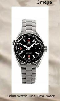 Omega Seamaster Planet Ocean Ladies Watch 232.30.38.20.01.002