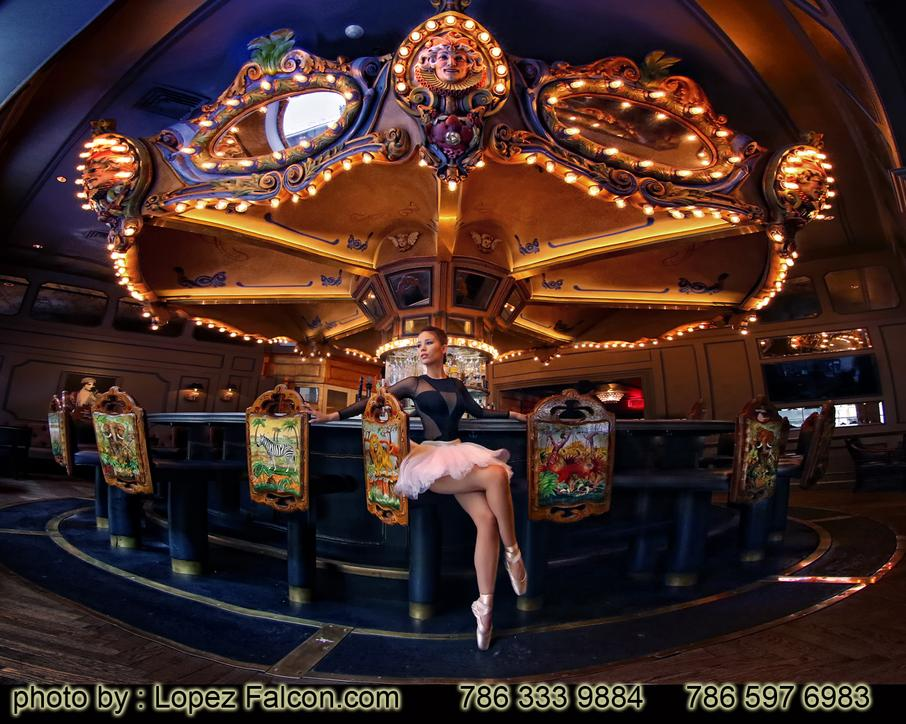 Carousel Piano Bar & Lounge QUINCES NEW ORLEANS LOUISIANA QUINCEANERA