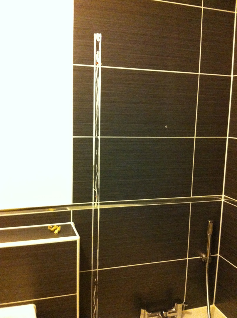 Ceramic tile repairs snagworks ltd ceramic tile repair system grout and scratched tiles dailygadgetfo Gallery