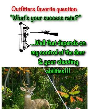 hunting success rates