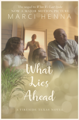 What Lies Ahead front cover
