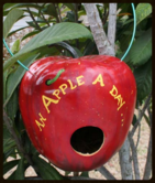 Gourd Birdhouses Handpainted in Texas