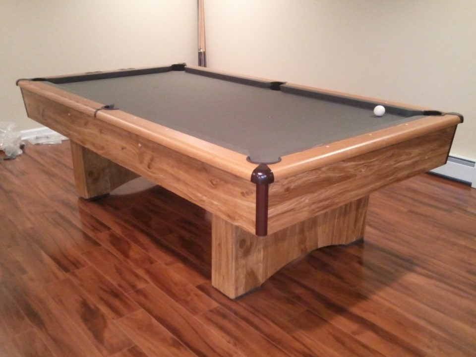 Service Photo Gallery - Pool table moving company