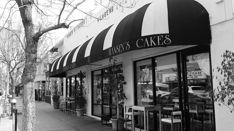 Hansen's Cakes Los Angeles
