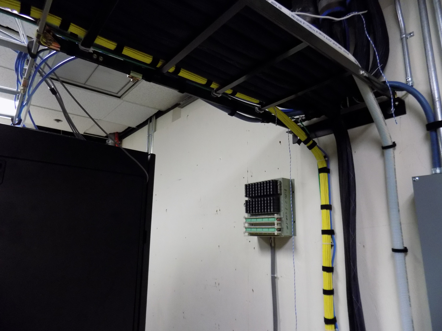 Clearnet Communications Structured Cabling The Choice Is Clear Wiring An Organized Cable Distribution Panel Capabilities Credentials