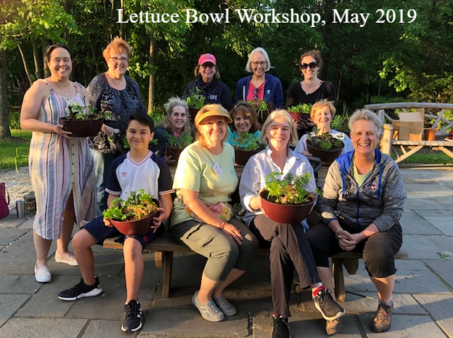 2019 Lettuce Bowl Workshop