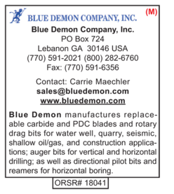 Blue Demon Company, Inc., Bits