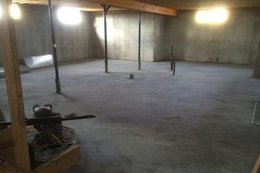 Winnipeg Concrete - Basements - Clean Cut Concrete