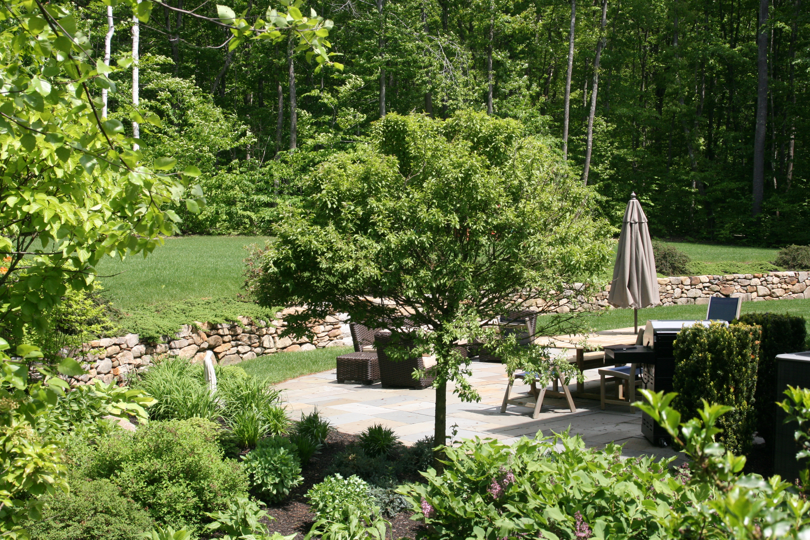 Image result for landscaping construction