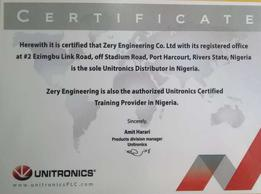 Zery engineering institute of technology training courses