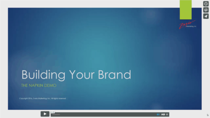 Building Your Brand Video