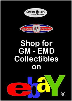 Click here to shop for GM-EMD collectibles on eBay.